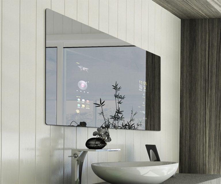 miroir pixeled