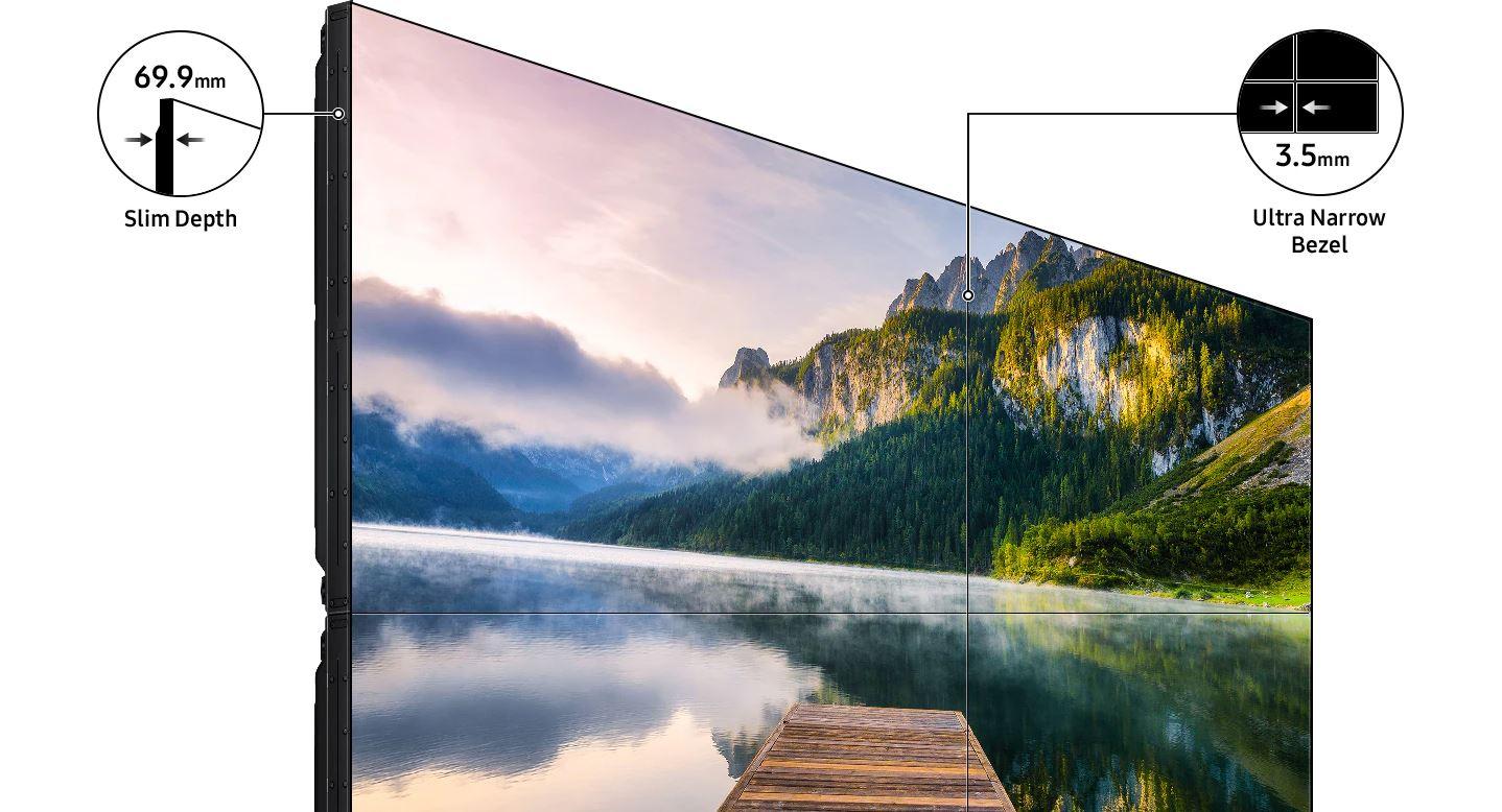 pixeled murs vidéos